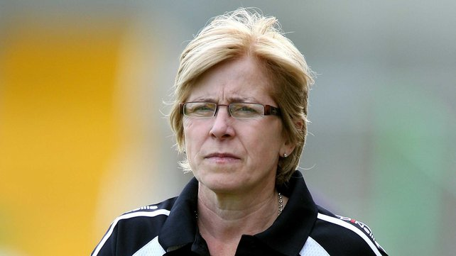 Kilkenny Manager Ann Downey