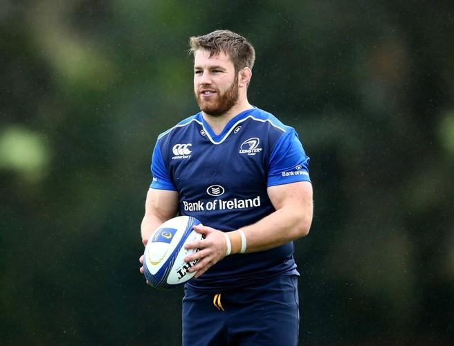 Sean O Brien training with Leinster