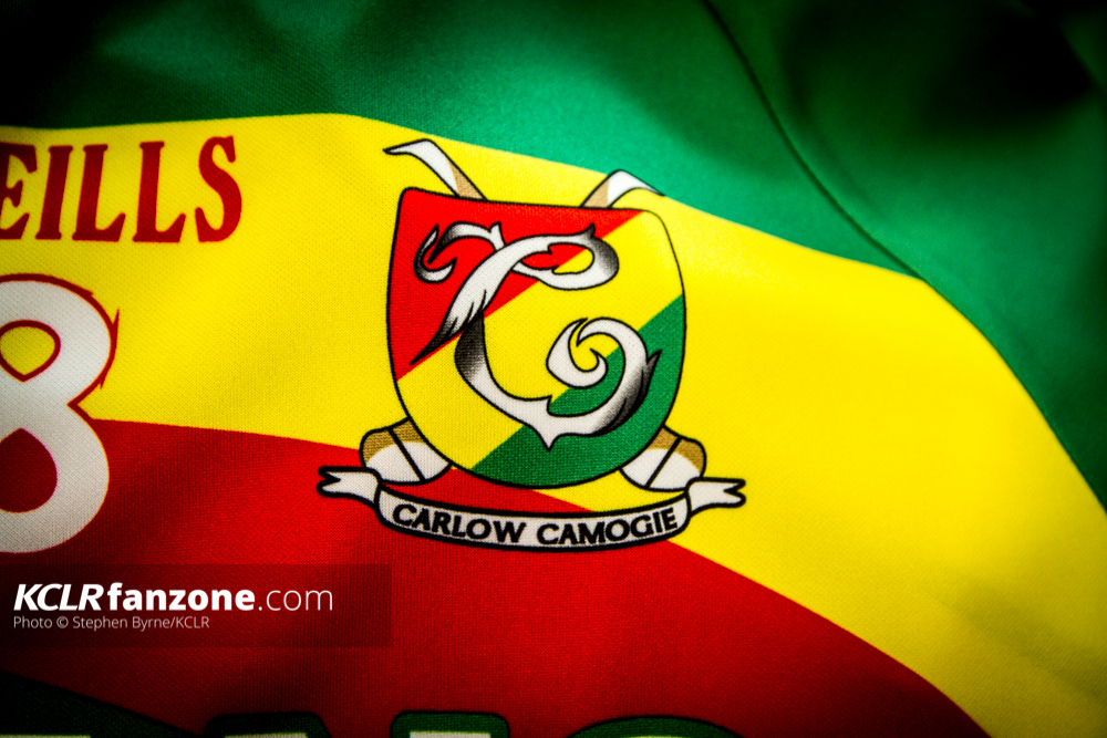 Carlow Camogie Jersey