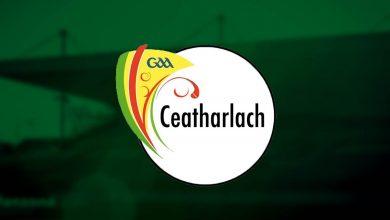 Carlow GAA. Photo: KCLRFanzone.com
