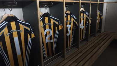 Kilkenny Camogie Jerseys. File photo.