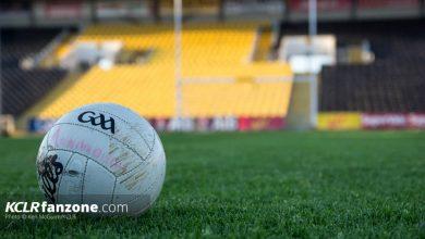 Football at Nowlan Park, Kilkenny. Photo: Ken McGuire/KCLR