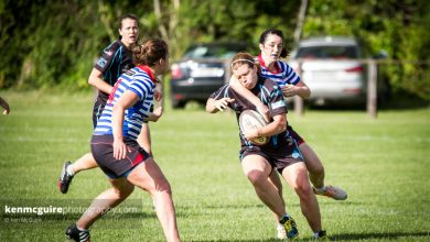 8 womens sides are down to compete at this year's Marble City Sevens