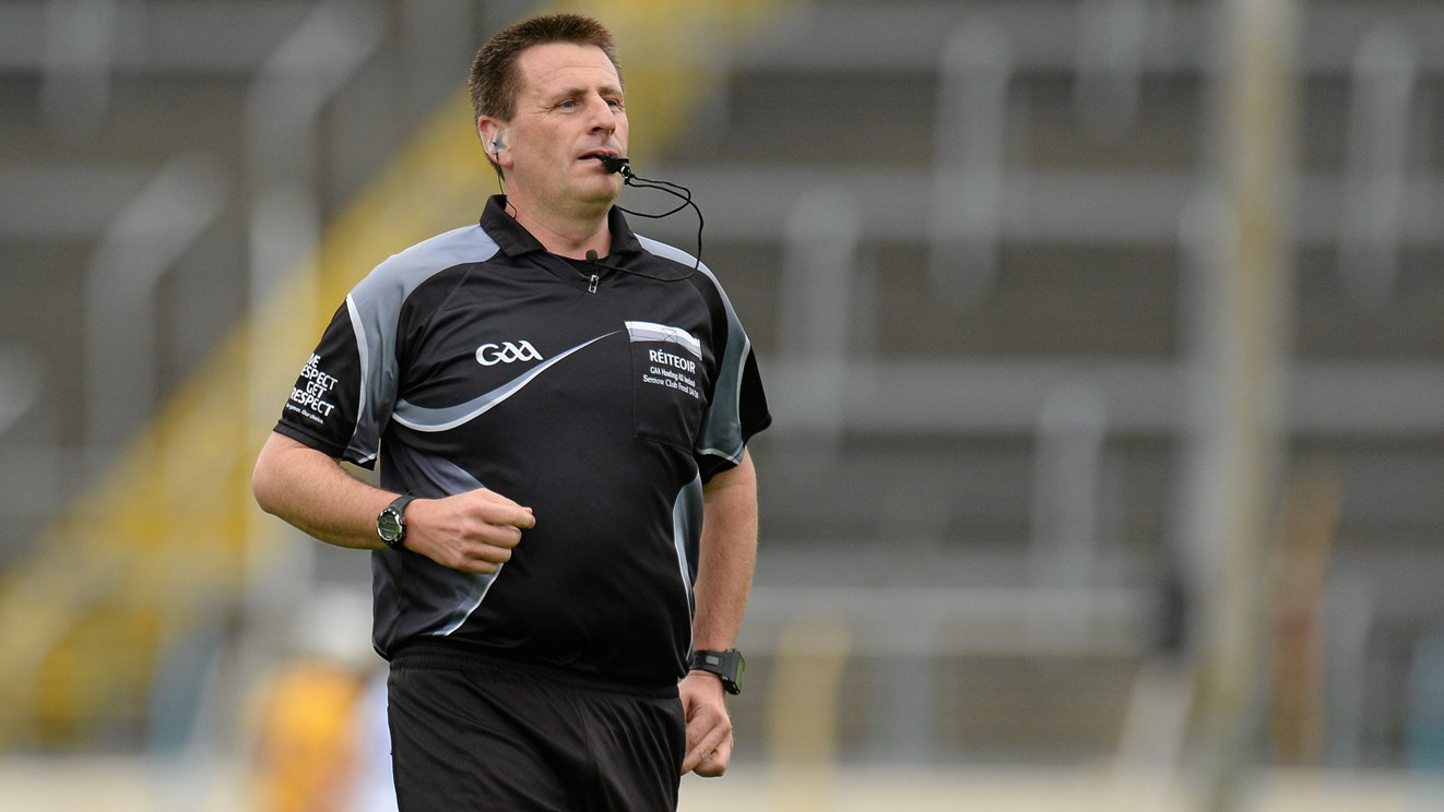 Image result for gaa referees