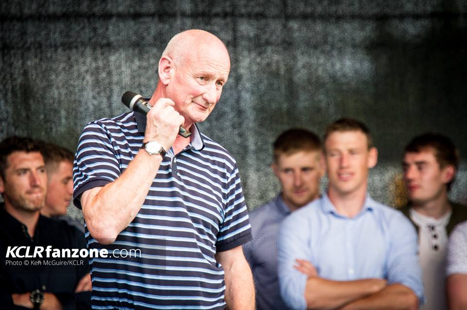 Kilkenny senior hurling manager Brian Cody at Nowlan Park. Photo: Ken McGuire/KCLR