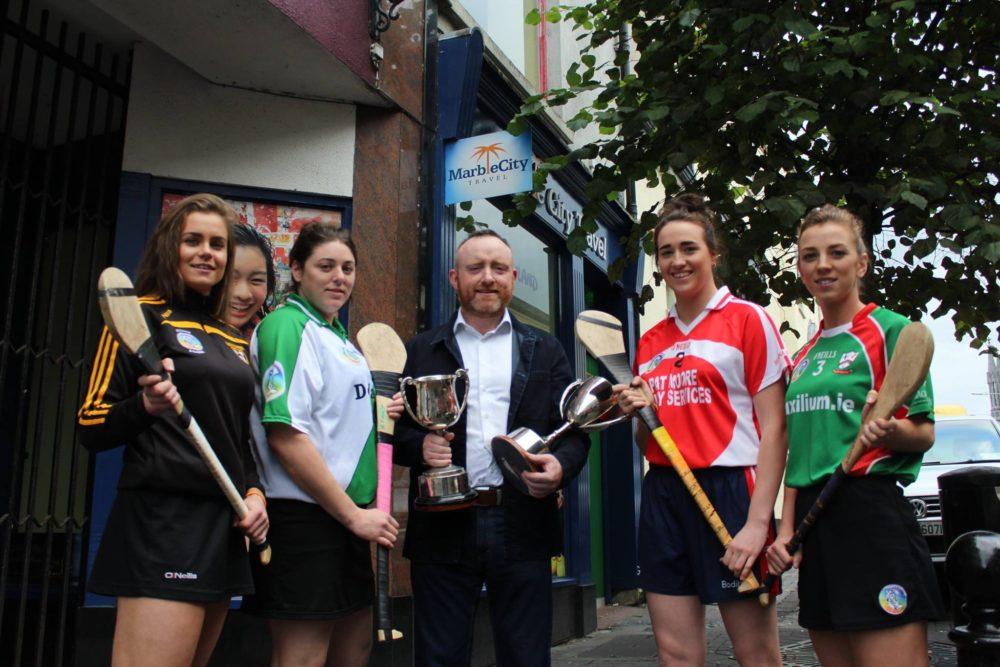 Marble City Travel To Sponsor Kilkenny Camogie