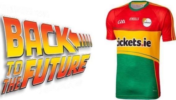 competitive price c9eaa a13aa Carlow GAA unveil new jersey for next season