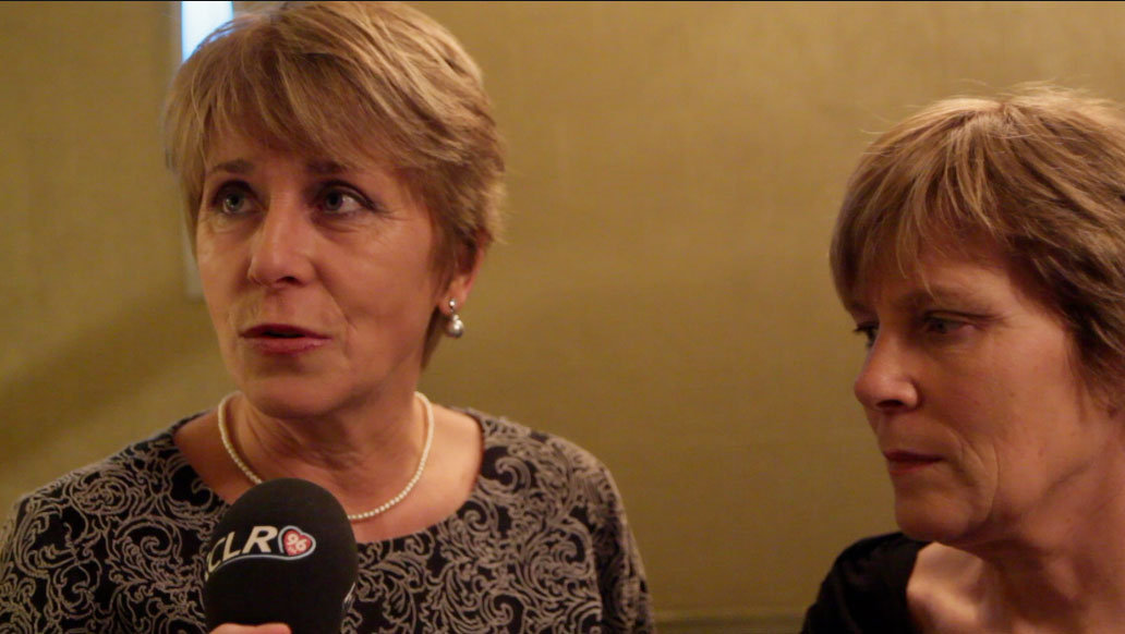 Ann Downey & Angela Downey