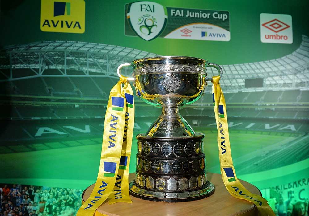 FAI Junior Cup. Photo: Cody Glenn/Sportsfile