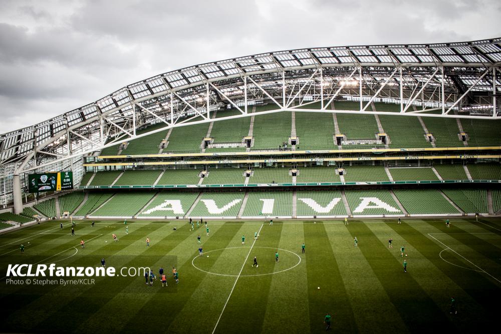 Aviva Stadium. Pic: Stephen Byrne/KCLR