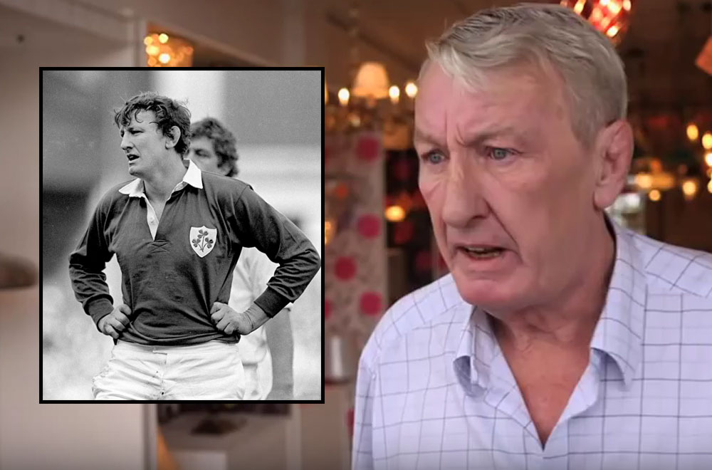 Rugby legend Willie Duggan passes away aged 67