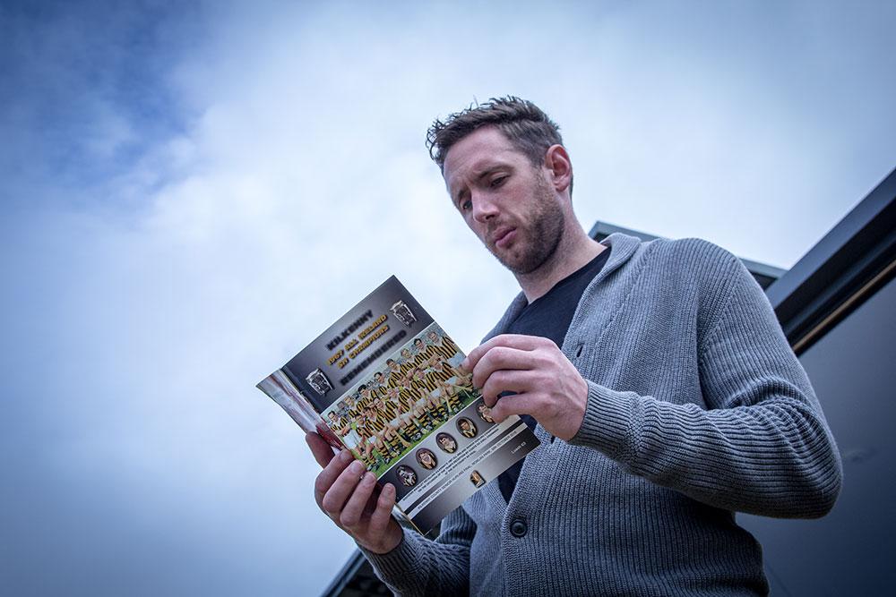 Kilkenny hurler Michael Fennelly. Photo: Ken McGuire/KCLR