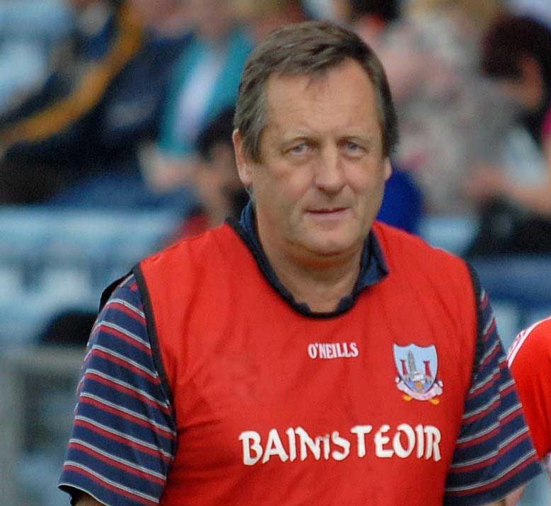 John Meyler Photo: Corkgaa.ie