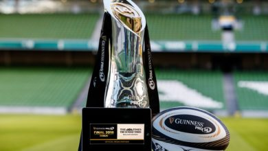 Guinness Pro 14. Pic: Inpho