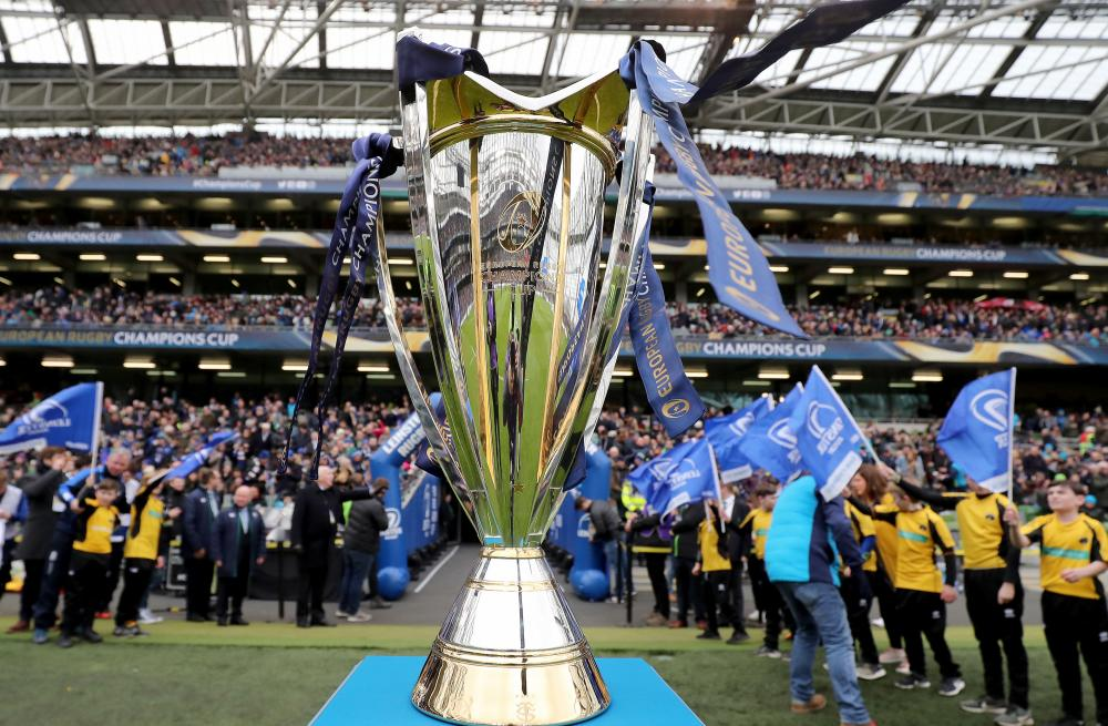 Rugby's Heineken Champions Cup Format Announced