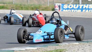 Formula Vee Festival. Photo courtesy Fergus Brennan/Motorsport Promotions