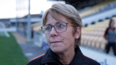 Ann Downey, Kilkenny Camogie Manager