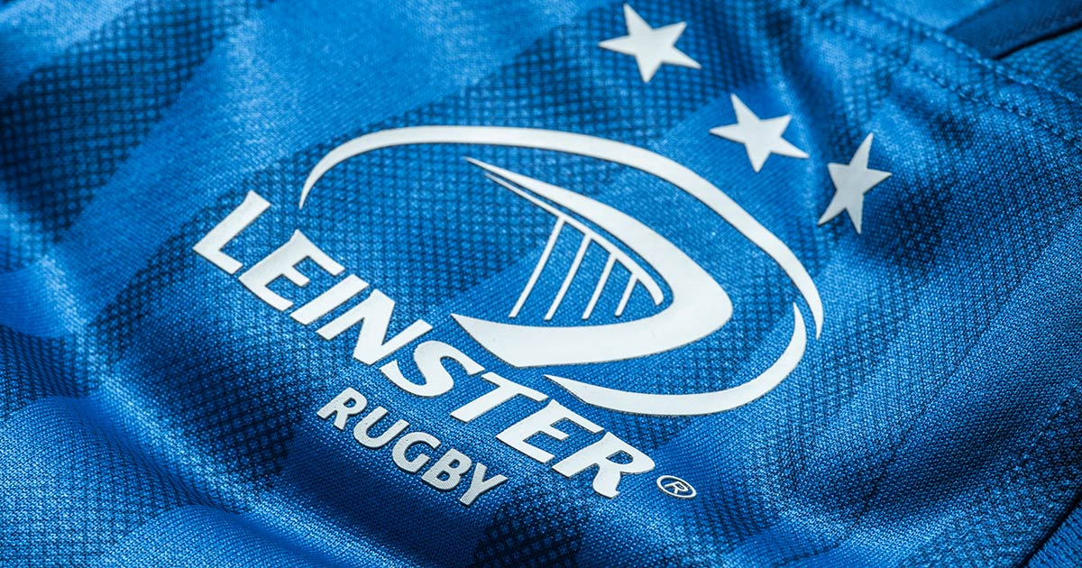 53d3582c7 Yes please: Check out the new Leinster Rugby jersey for 2018/19