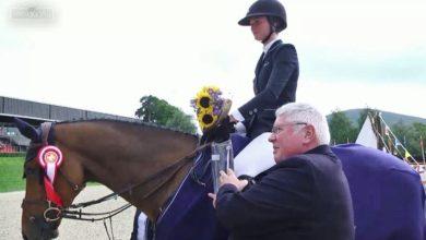 Susan Fitzpatrick and Fellow Castlefield. Photo: HorseSportIreland.ie