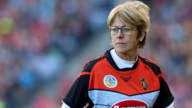 Kilkenny manager Ann Downey Mandatory Credit ©INPHO/Tommy Dickson