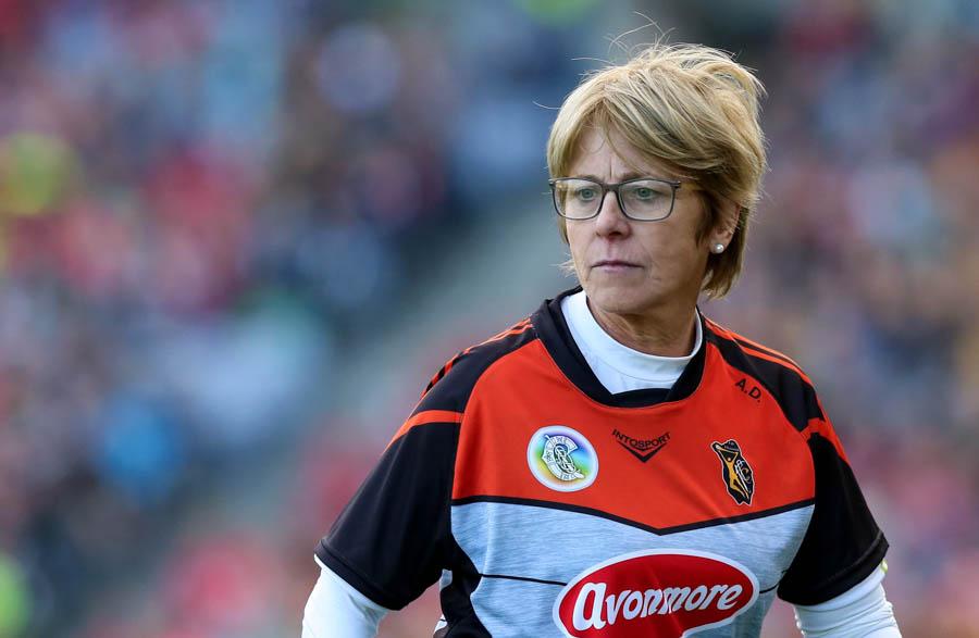 Kilkenny manager Ann Downey Mandatory Credit ©INPHO/Tommy Dickson