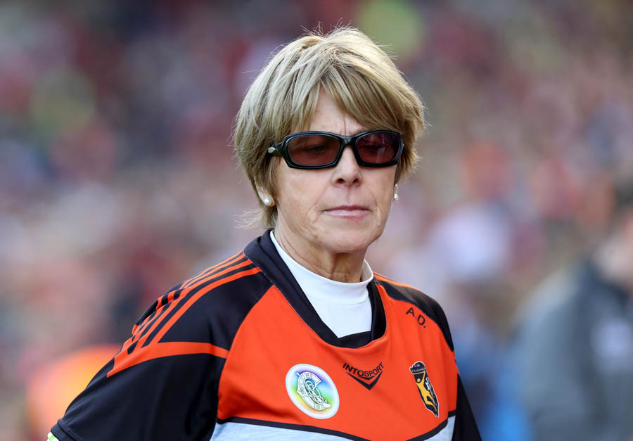 Kilkenny manager Ann Downey Mandatory Credit ©INPHO/Bryan Keane