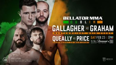 Bellator 217: Gallagher v Graham