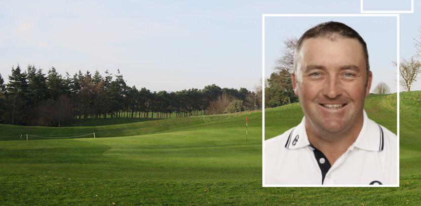 Damian McGrane, Carlow Golf Club