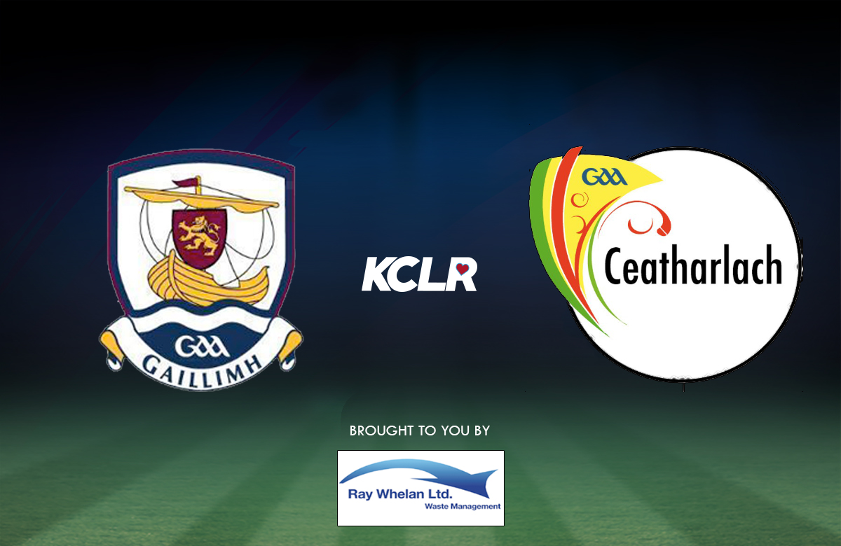 Carlow V Galway