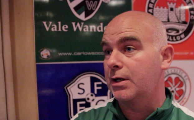 Patrick Brennan, Crettyard United