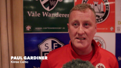 Paul Gardiner, Kilree Celtic