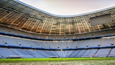 Bayern Munich, Allianz Arena (Tama66/Pixabay)