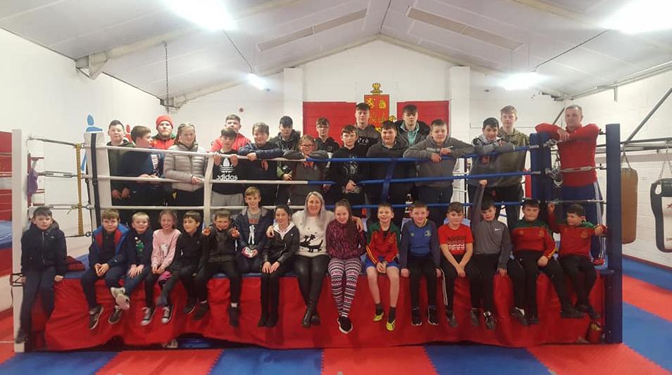 Tullow Boxing Club (Facebook)