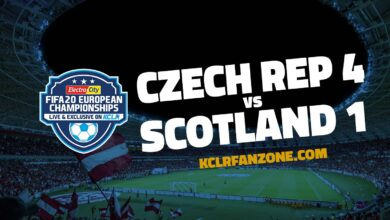 Czech Republic v Scotland