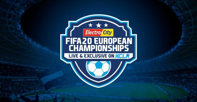 ElectroCity FIFA20 European Championships