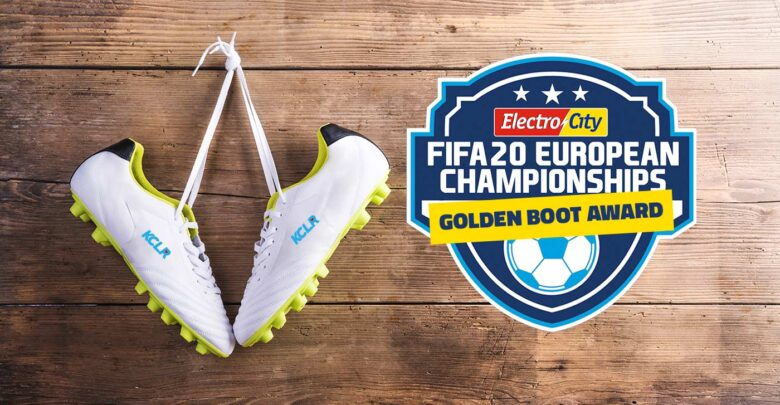 FIFA20 Golden Boot