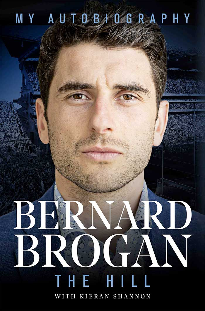 Bernard Brogan: The Hill