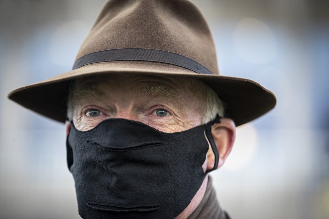 Champion trainer Willie Mullins. Photo: Caroline Norris/Racing Post