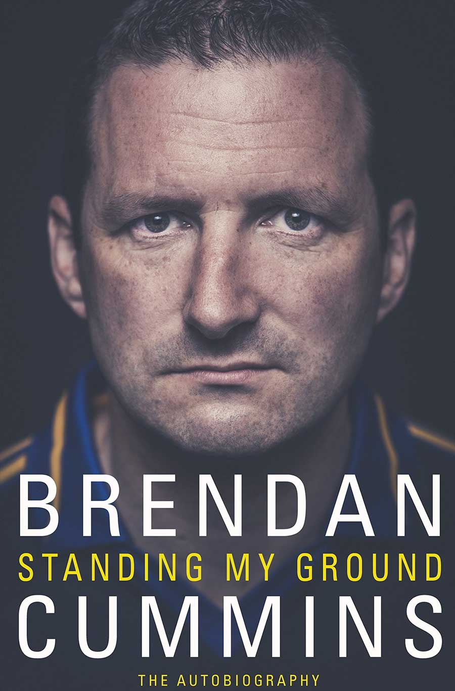 Brendan Cummins: Standing My Ground