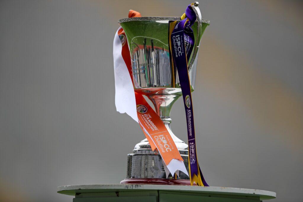 The Kathleen Mills Premier Junior Cup. Photo  ©INPHO/Evan Treacy